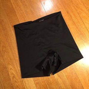 Spanx high waist slimmer shapewear shorts